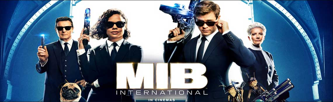 Men in Black: International [ 17321 ]